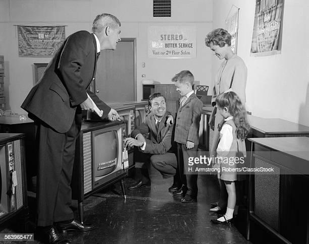 1960s FAMILY IN TV...