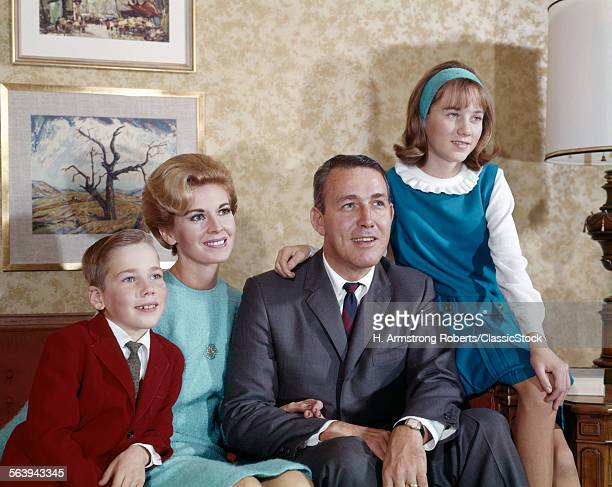 1960s FAMILY PORTRAIT...