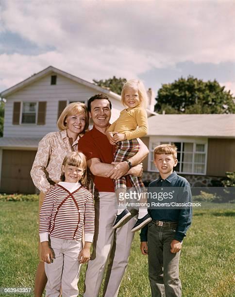 1960s FAMILY PORTRAIT...