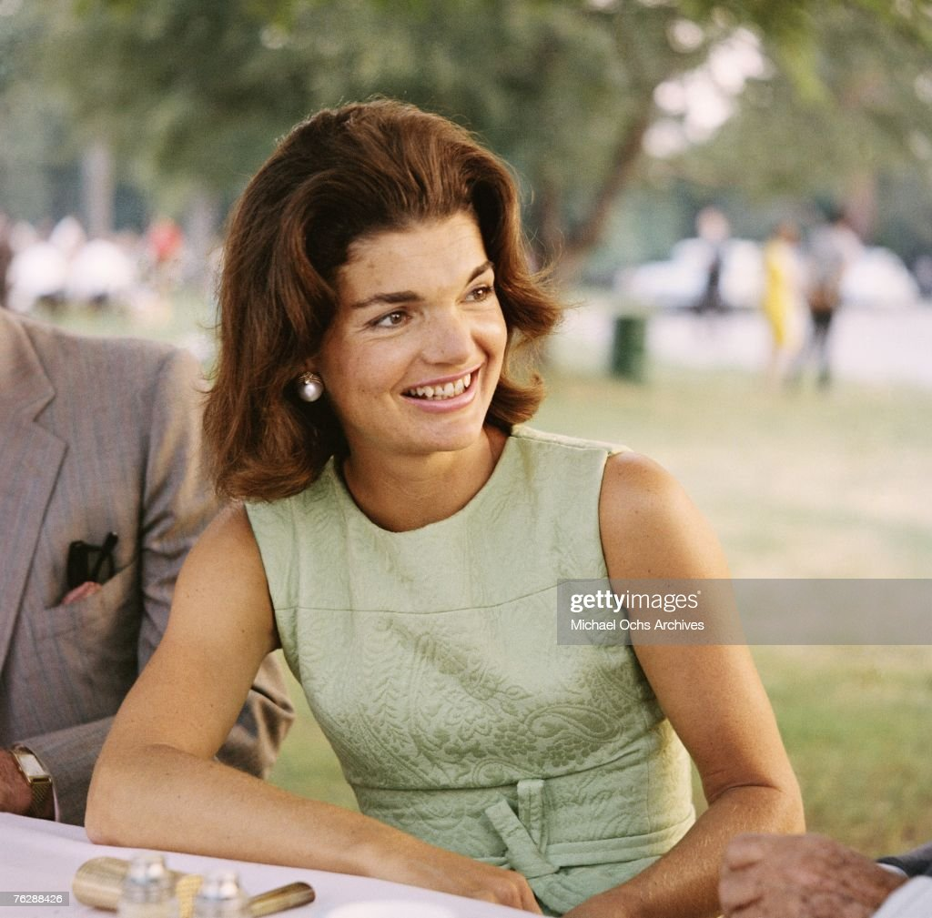 Jacqueline Kennedy : News Photo