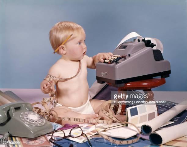 1960s INTERIOR DESIGNER...