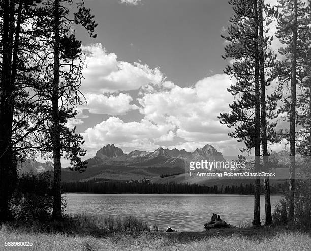 1960s LITTLE RED FISH LAKE...
