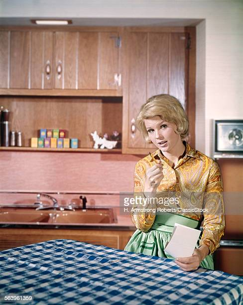 1960s SERIOUS BLONDE...
