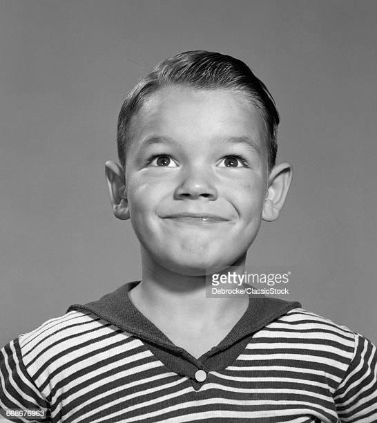 1960s SMILING HAPPY BOY...