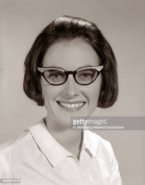 1960s SMILING PORTRAIT...