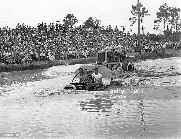 Swamp Buggy races are a featured attraction three times a year at Florida Sports Park competing