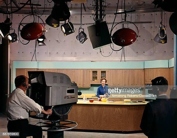 1960s TELVISION STUDIO TWO...