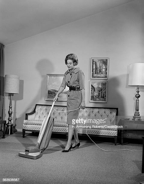 1960s WOMAN RUNNING THE...