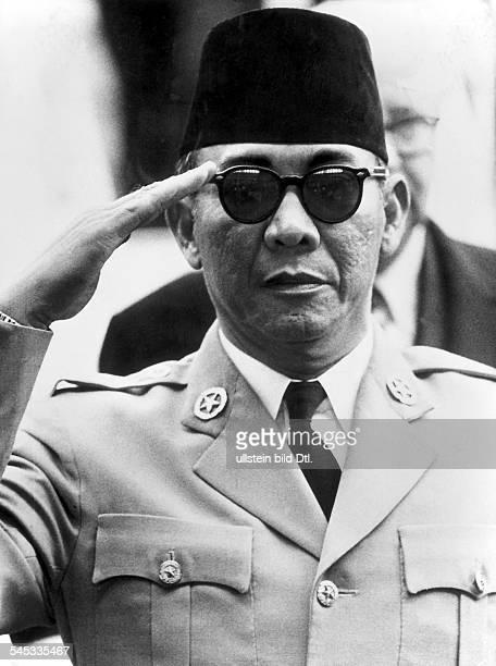 1901 1970Politiker IndonesienStaatspräsident 1949 1967ohne Jahr
