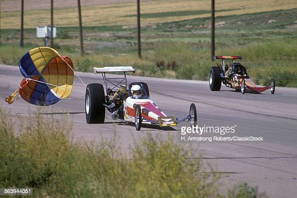1970s 1980s DRAG RACE TWO...