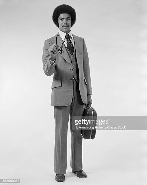 1970s AFRICAN AMERICAN...