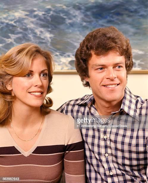 1970s HAPPY PORTRAIT OF...