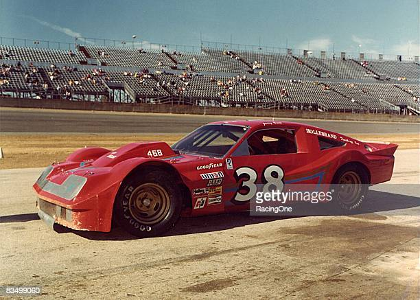 Jerry Cook participated in the unique NASCAR Modified road races at Daytona which were conducted 197480 In the beginning Cook employed his regular...