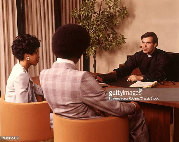 1970s MINISTER COUNSELING...
