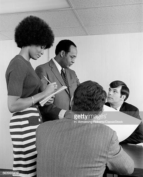 1970s OFFICE GROUP OF...