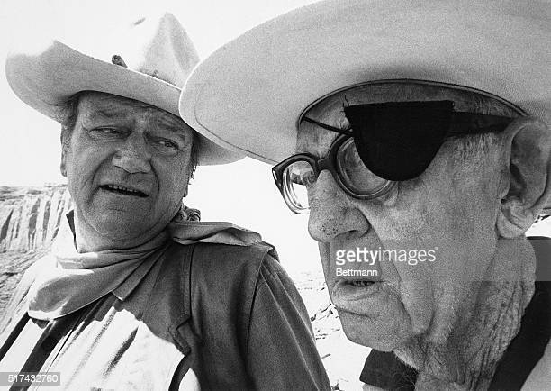 Director John Ford is a giant whose shadow stretches back a halfcentury in motion picture history and who may yet pioneer with camera and film in the...
