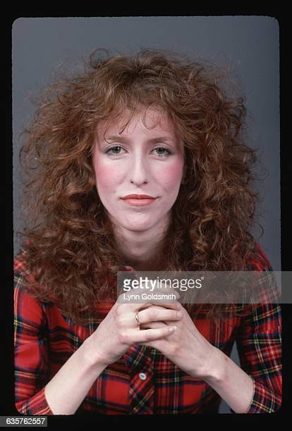 1980Laraine Newman of Saturday Night Live is shown in head and shoulders pose
