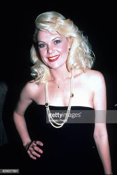 Ann Jillian circa 1980s in New York City