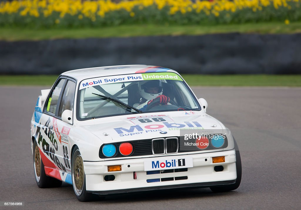 75th Member's Meeting at Goodwood : News Photo