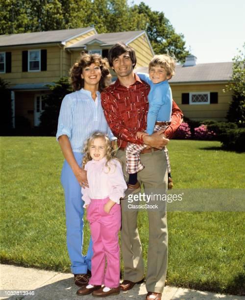 1980s FAMILY PORTRAIT ON...