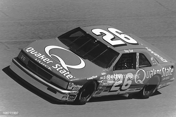 Ricky Rudd drove Kenny BernsteinÕs Quaker Statesponsored cars on the NASCAR Cup circuit in 1988 and 1989 and proved to be tough on the road courses...