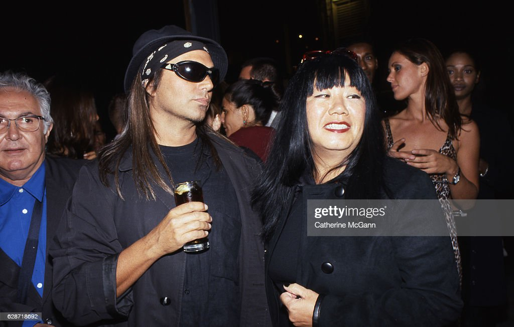 Steven Meisel And Anna Sui : News Photo
