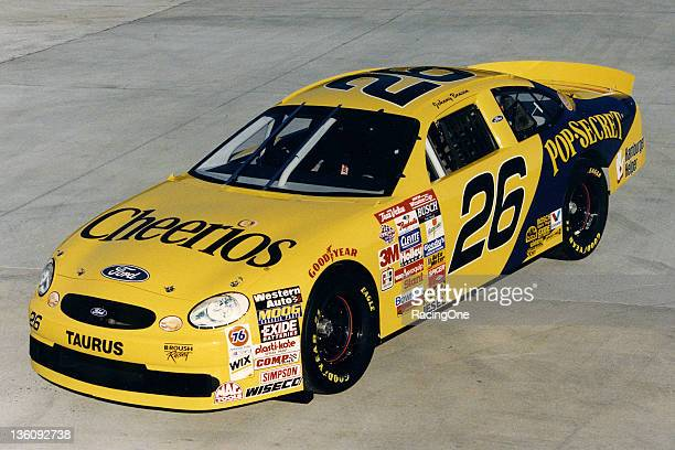 Johnny Benson Jr ran this Jack Roush Ford Taurus with Cheerios/Pop Secret Popcorn sponsorship on the NASCAR Cup circuit in 1998 and 1999 scoring 12...