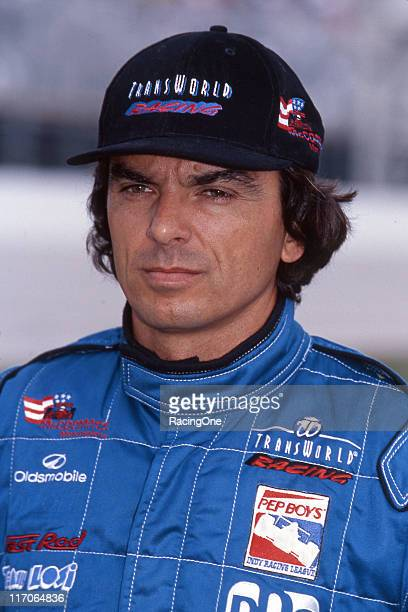 Raul Boesel drove for Dennis McCormack's Trans World Racing team on the Indy Racing League Indy Car circuit in 1998 and early 1999