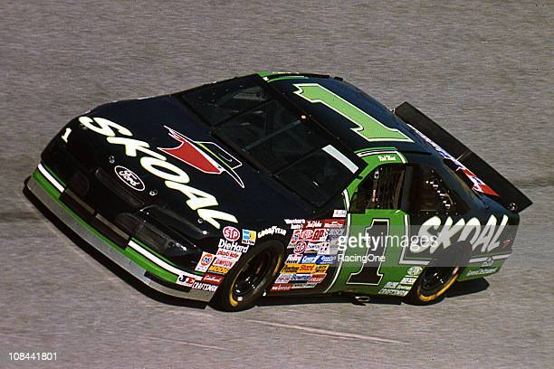 Rick Mast drove car owner Richard JacksonÕs Skoalsponsored Fords on the NASCAR Cup circuit from 1993 through 1995 scoring 18 top10 finishes