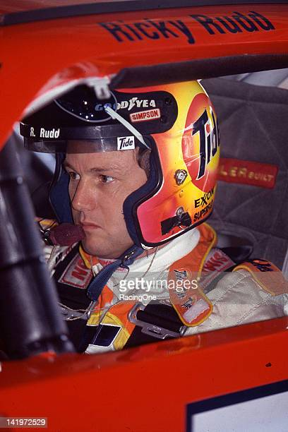 Ricky Rudd drove on the NASCAR Cup tour for car owner Rick Hendrick in Tidesponsored Chevrolets from 1991 through 1993 before deciding to run his own...