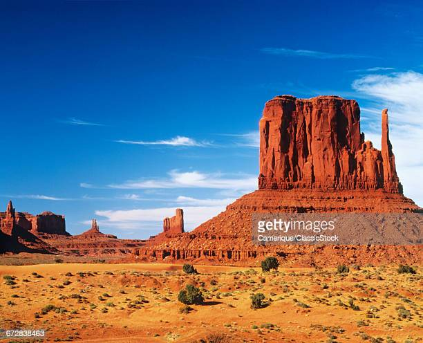 1990s VALLEY OF THE ROCKS MONUMENT VALLEY UTAH USA