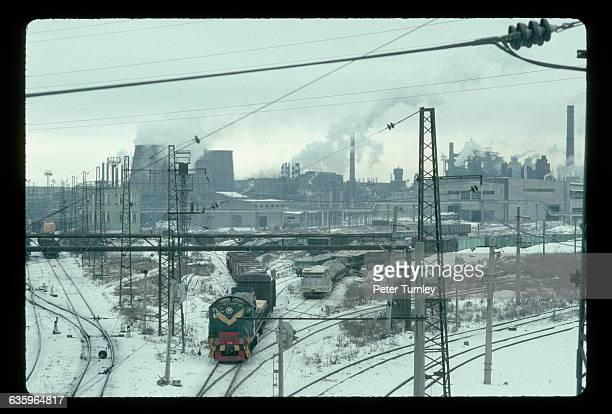 Russia Villages Chelyabinsk Street Scenes