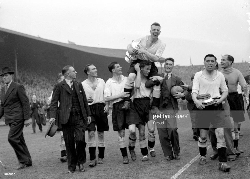 FA Cup Winners : News Photo