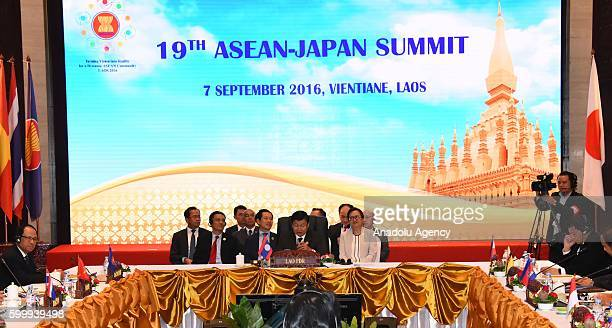 19th ASEANJapan Summit is held at the National Congress Center as the Association of Southeast Asian Nations member countries meet with partner...