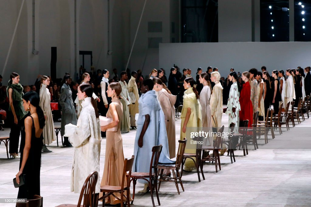 Jil Sander  - Details - Milan Fashion Week Fall/Winter 2020-2021 : Nachrichtenfoto