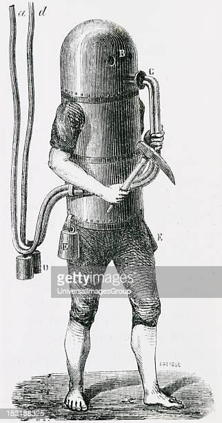 19th century underwater diving