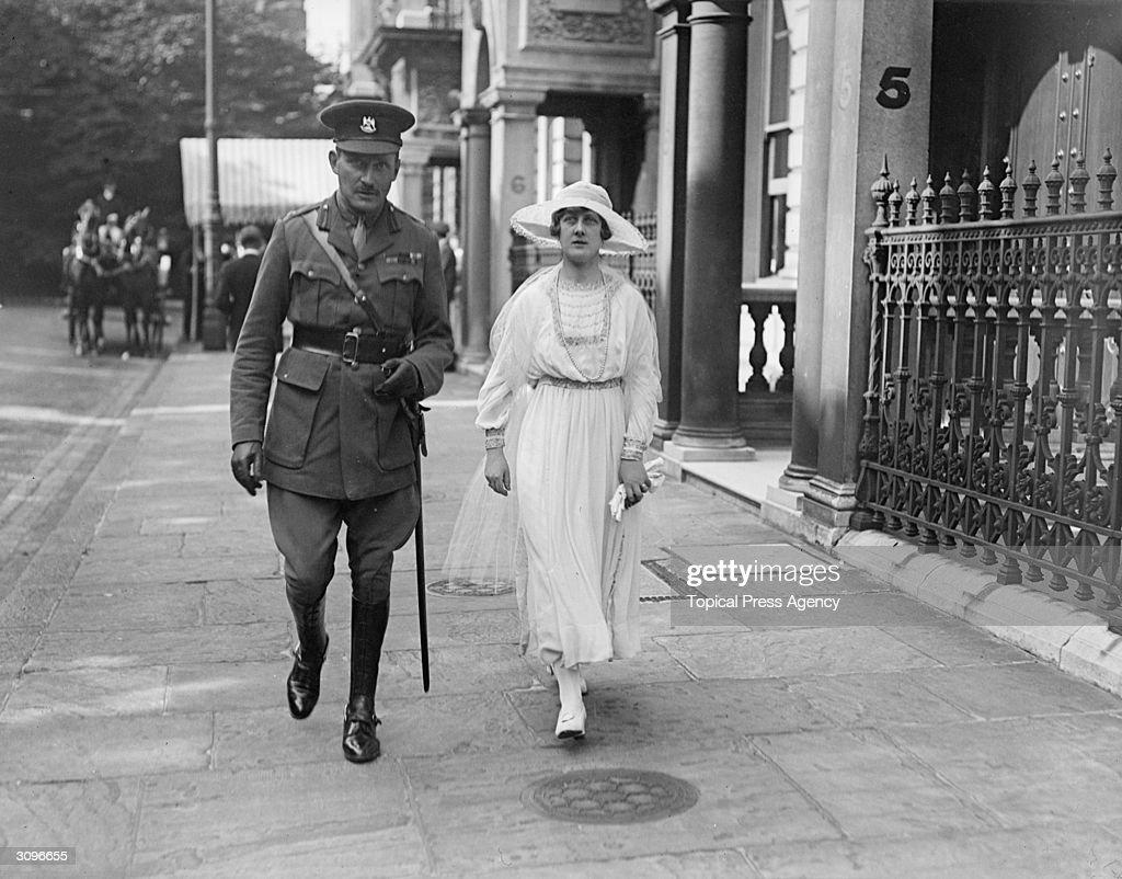 Arthur And Alexandra : News Photo