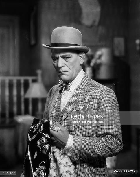 Lon Chaney plays goodhearted gangster Chuck Collins in 'The Big City' directed by Tod Browning