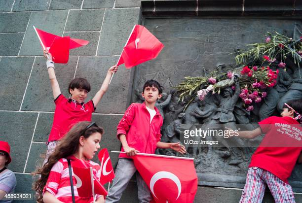 19th of may, izmir turkey - national holiday stock pictures, royalty-free photos & images