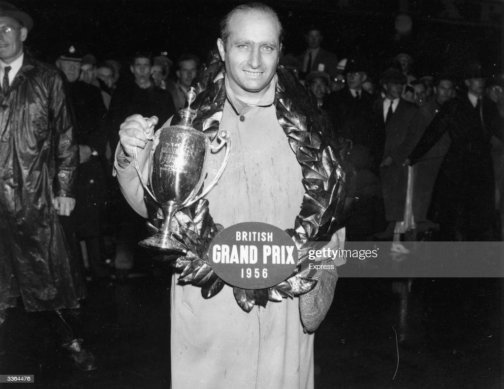 Fangio : News Photo