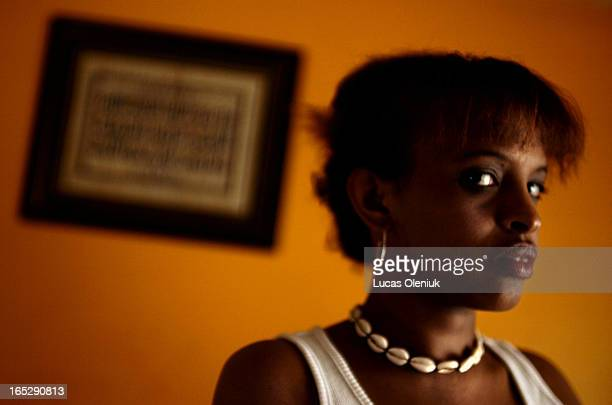 19yearold Saeedo Dalla poses in her front room of her families home at Jane and Weston The highschool graduate has lived in Canada for ten years as a...