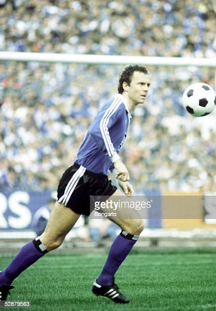 Bundesliga 81/82 Hamburger SV Franz BECKENBAUER