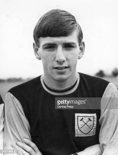 Martin Peters of West Ham United