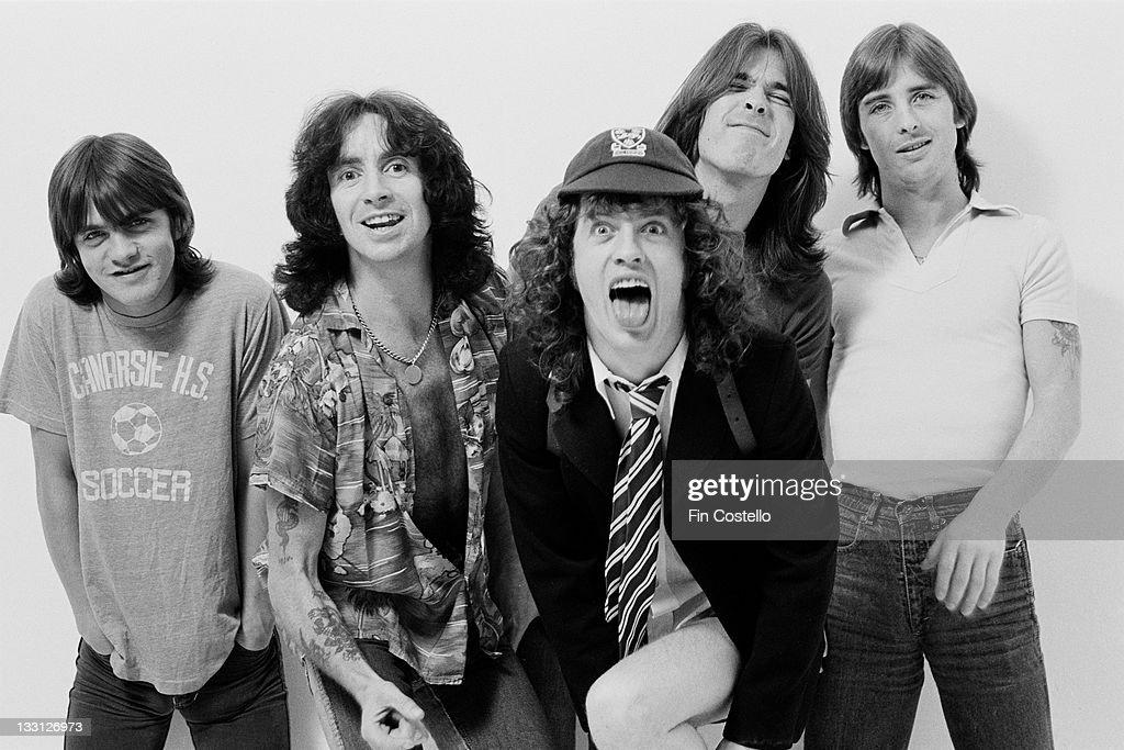 AC/DC In London : Nachrichtenfoto