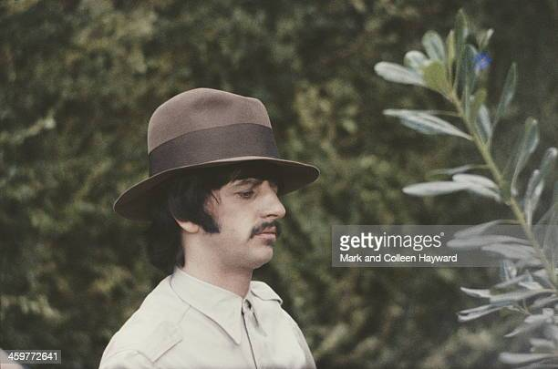 Ringo Starr from The Beatles performs in a scene from the film 'Candy' in December 1967