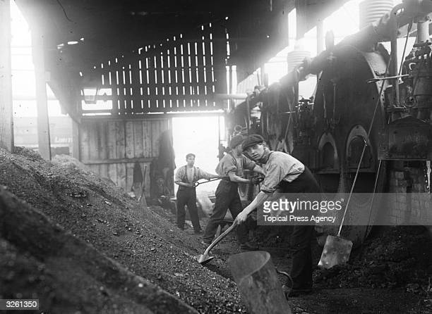 Coal Boiler Stock Photos and Pictures   Getty Images