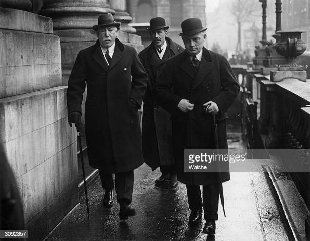 1st Viscount Craigavon Ulster politician Unionist MP and the first prime minister of Northern Ireland James Craig Colonel Spencer and Captain Nixon...