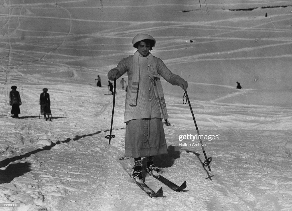Duchess Skiing : News Photo