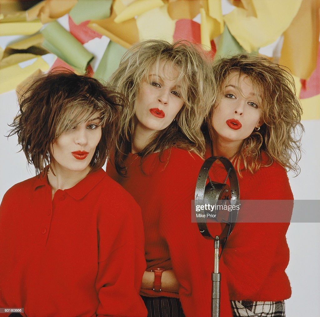 Bananarama Posed In London : News Photo
