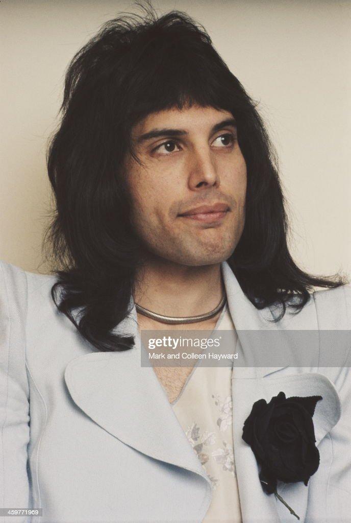 Freddie Mercury From Queen : News Photo